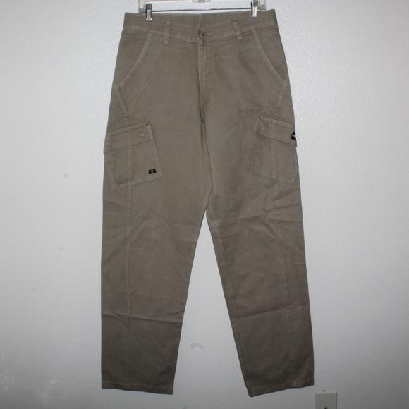 brede variëteiten goedkoop kopen speciale sectie Hurley Int Pants Size 33 Beige
